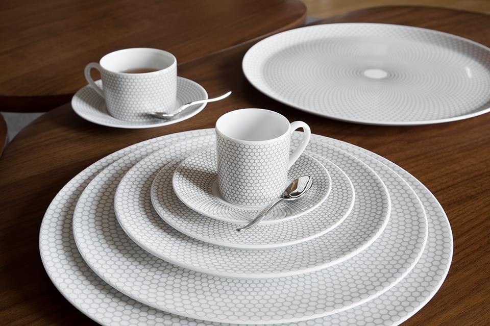 Porcelain tableware MADISON 6